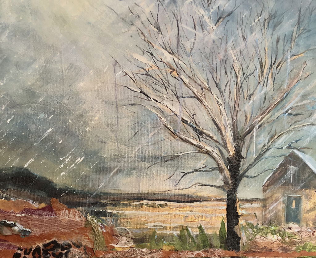 Elaine Porter, A Change In The Weather
