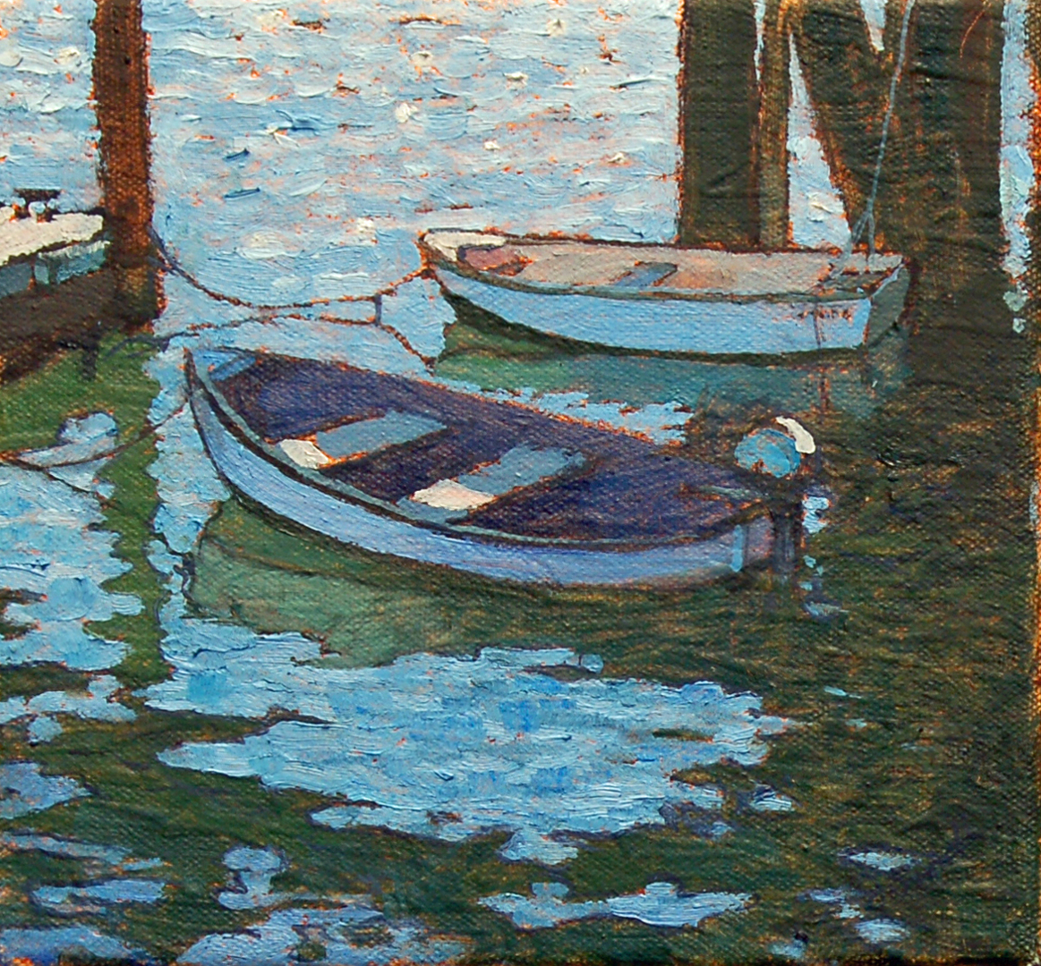 Jonathan Small, Two Dinghies