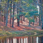Jonathan Small, Forest Pool
