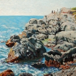 Jonathan Small, Rough Point