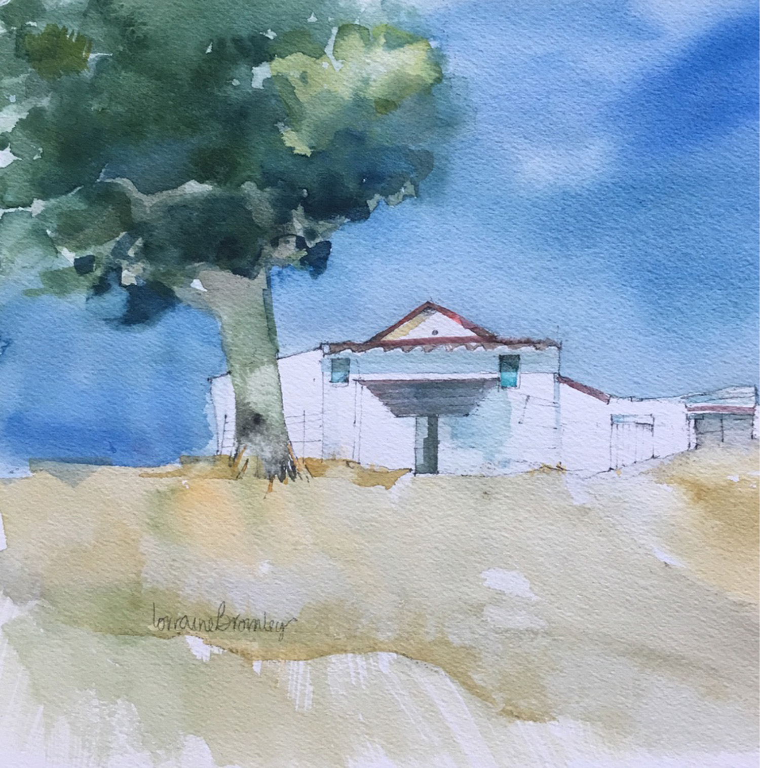 Lorraine Bromley, Andalucia