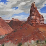 R Curtis Grosvenor, On TheWay To Ghost Ranch