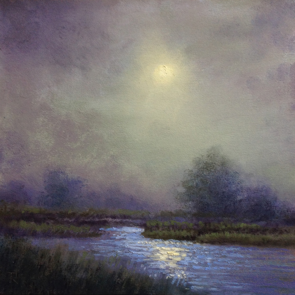 Tatiana Roulin, Misty Moon, Available