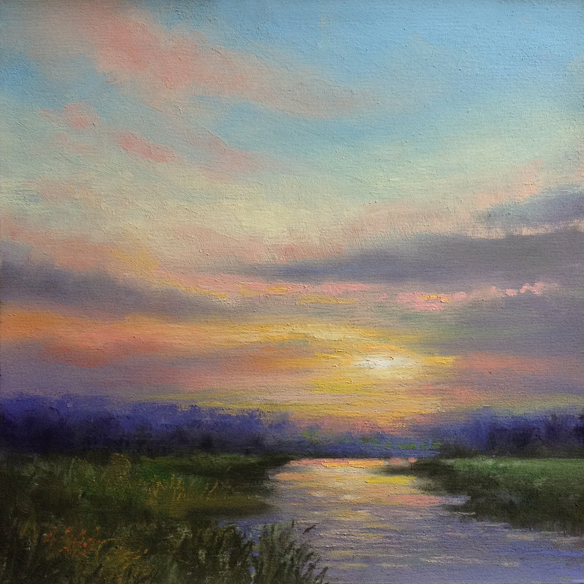Tatiana Roulin, Sunset Melody, Available