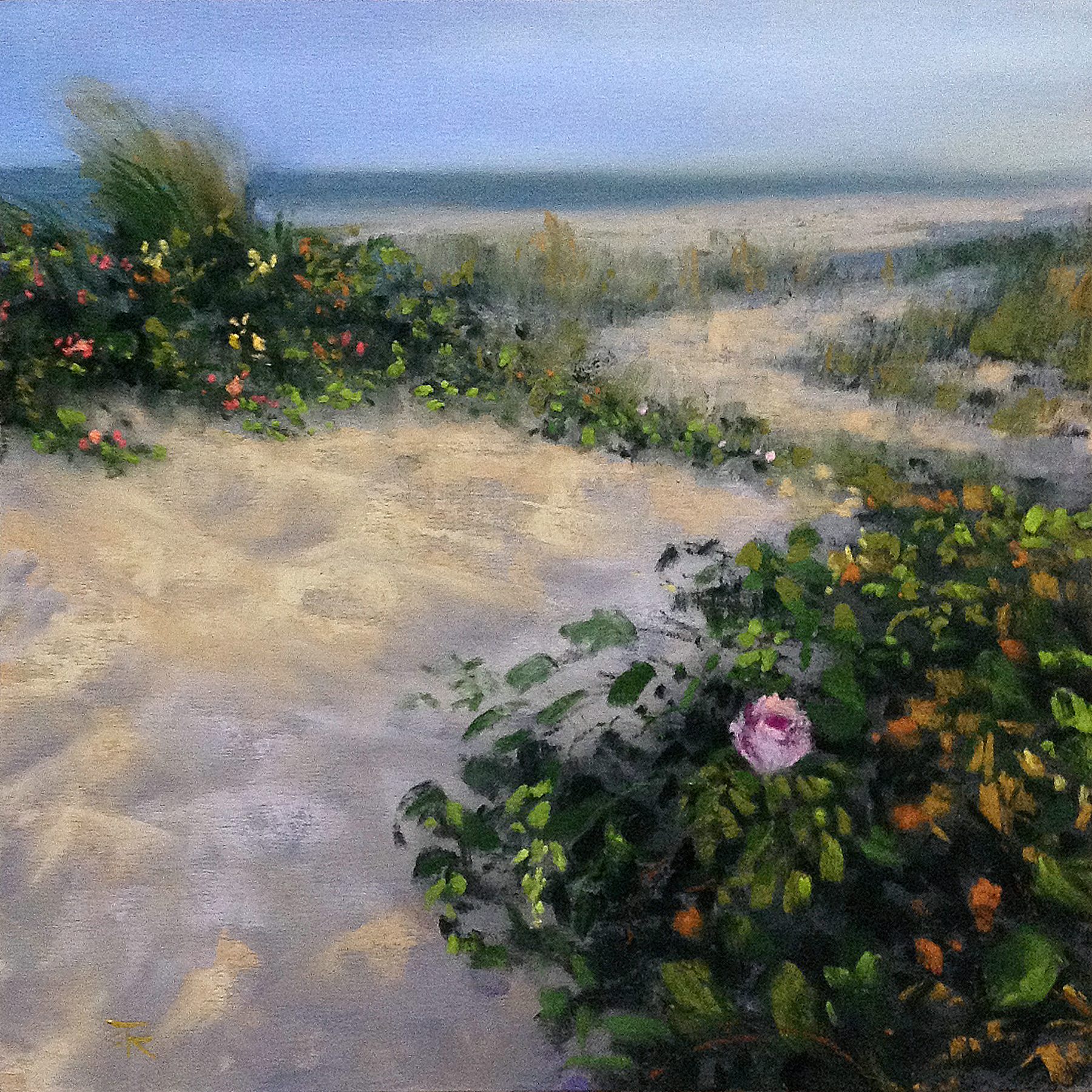 Tatiana Roulin, Cape Cod Glory, SOLD