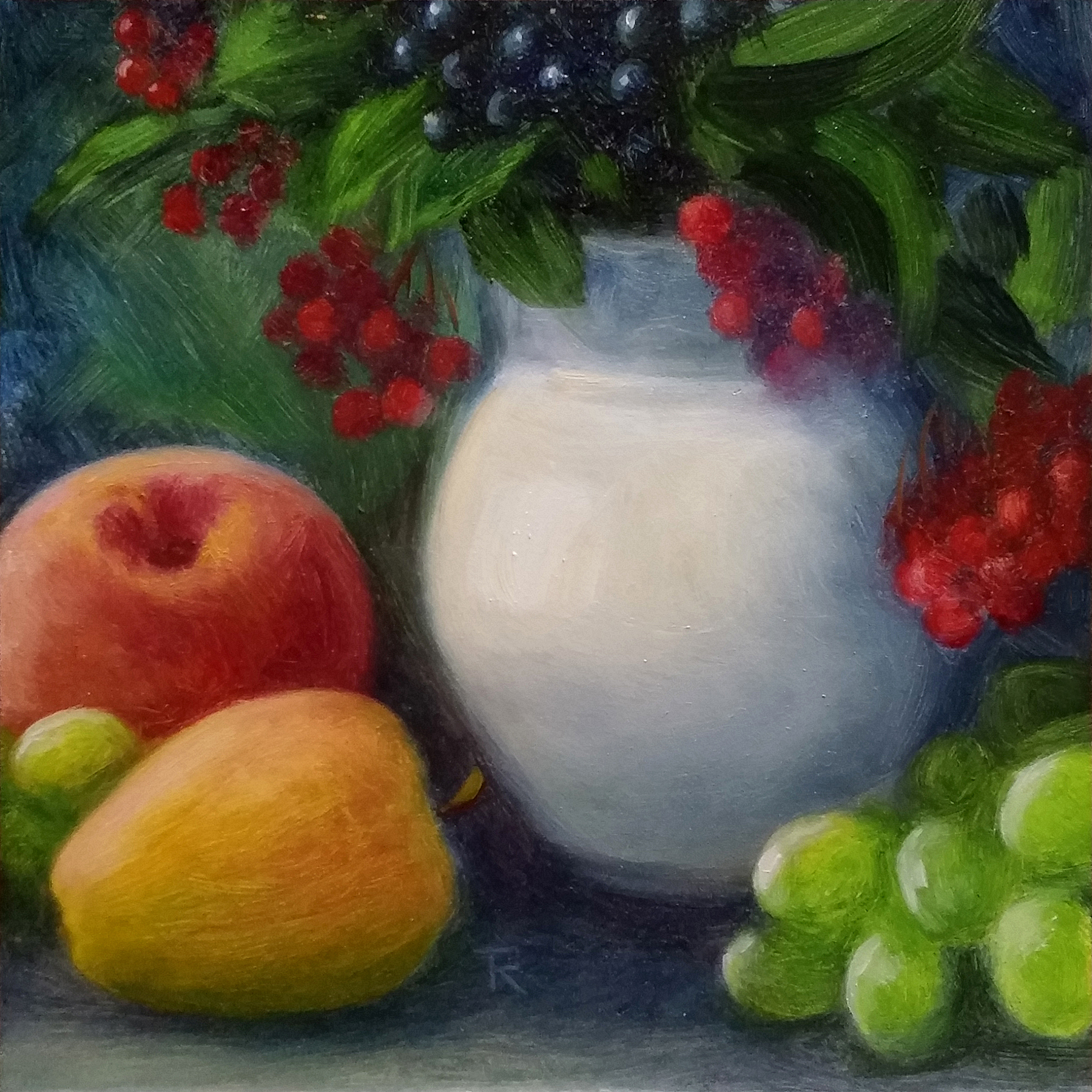 Tatiana Roulin, Fruits And Berries, SOLD