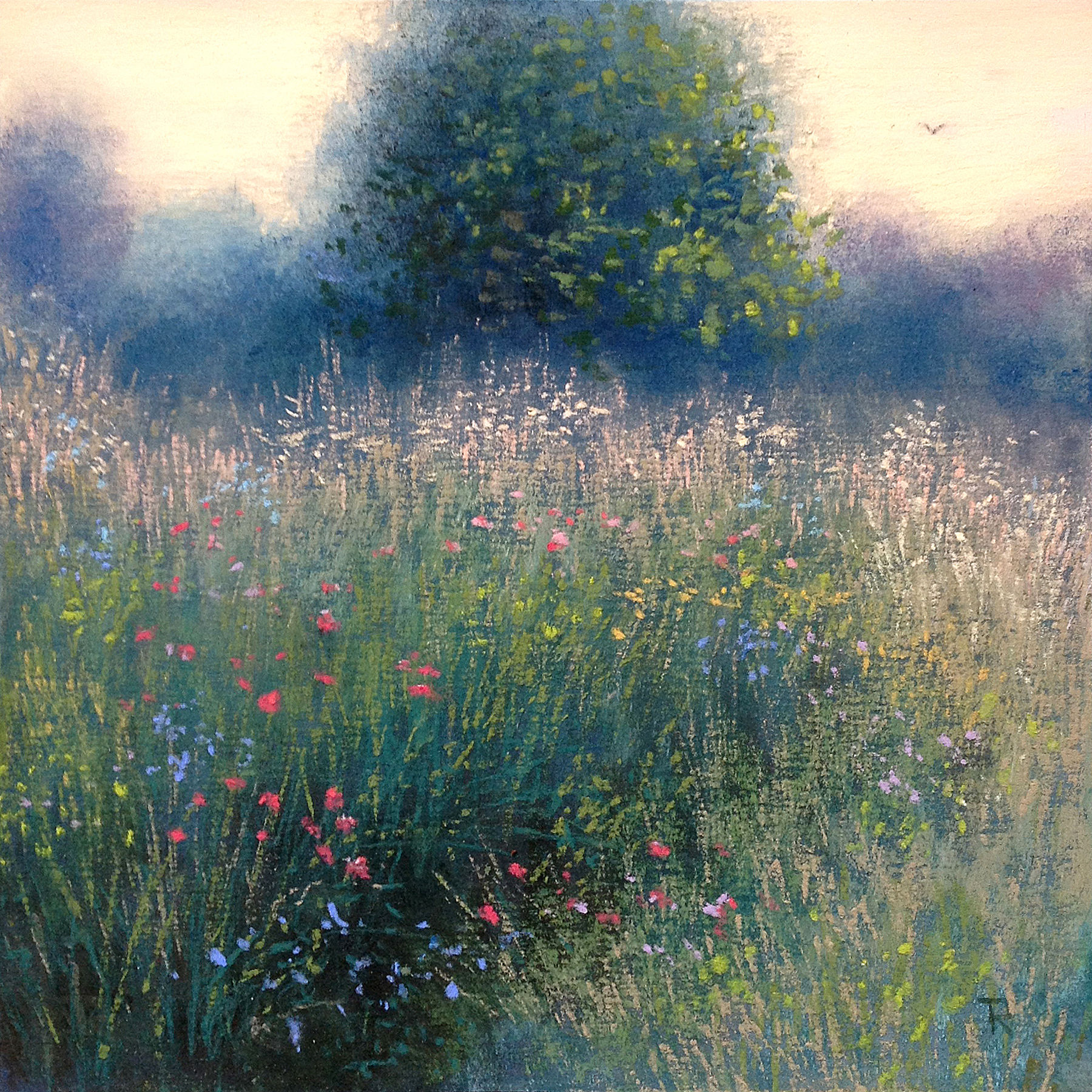 Tatiana Roulin, Spring Bloom, SOLD