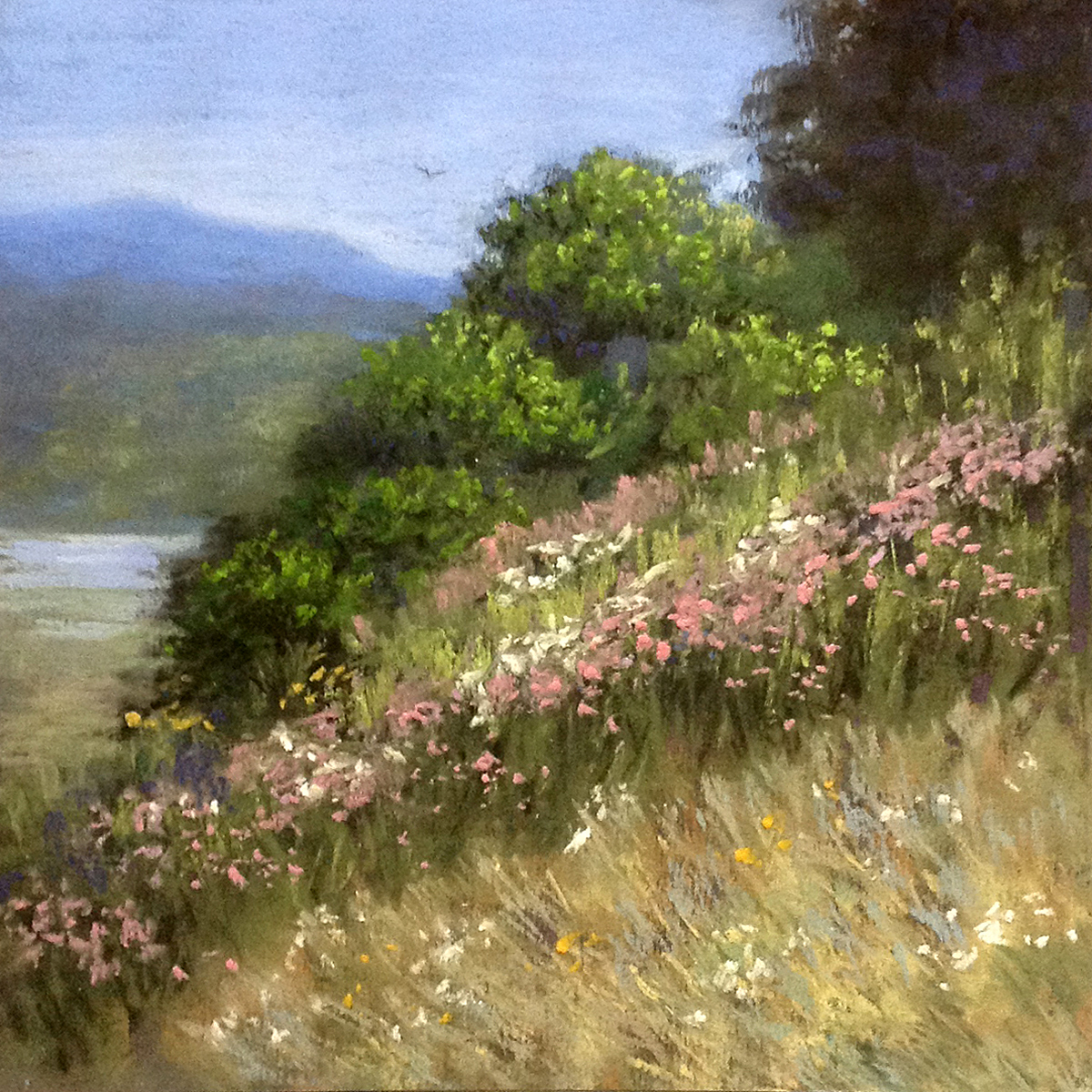 Tatiana Roulin,  Vermont Blooms, SOLD