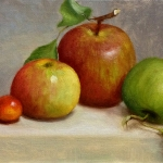 Tatiana Roulin, Apples & Cherry